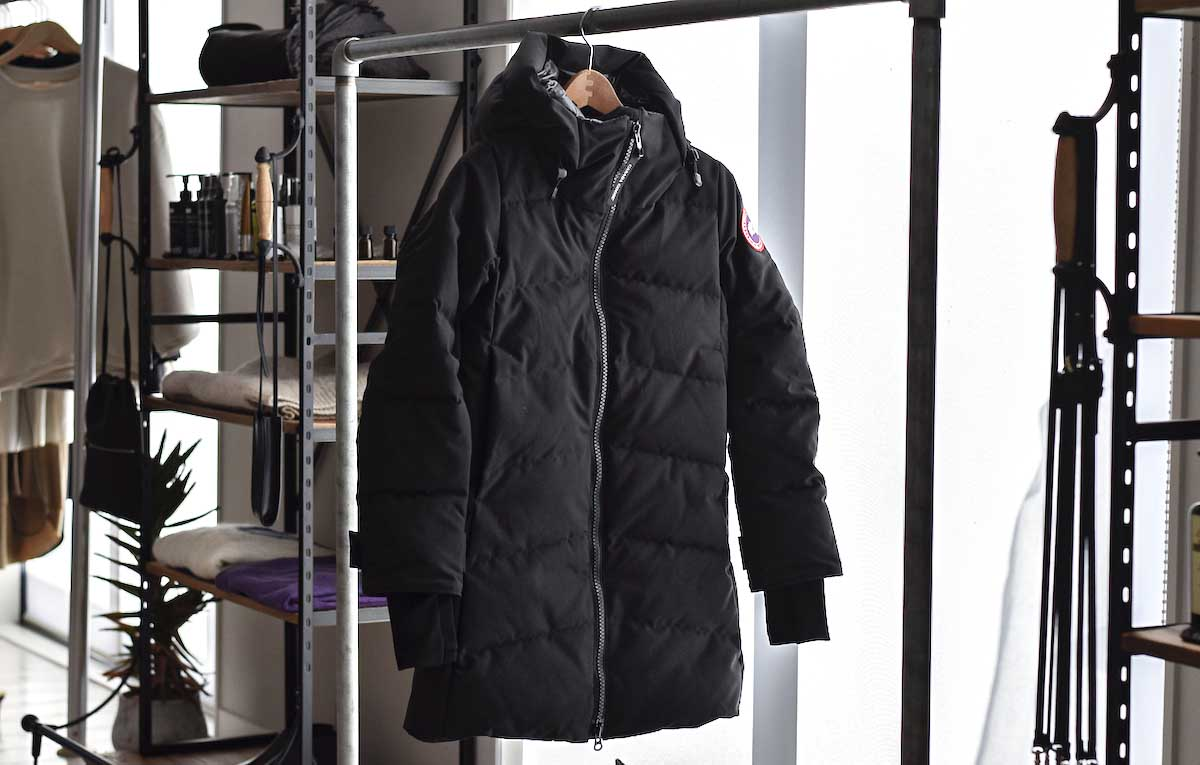 <SPAN>We recommend it... / Canada Goose</SPAN>