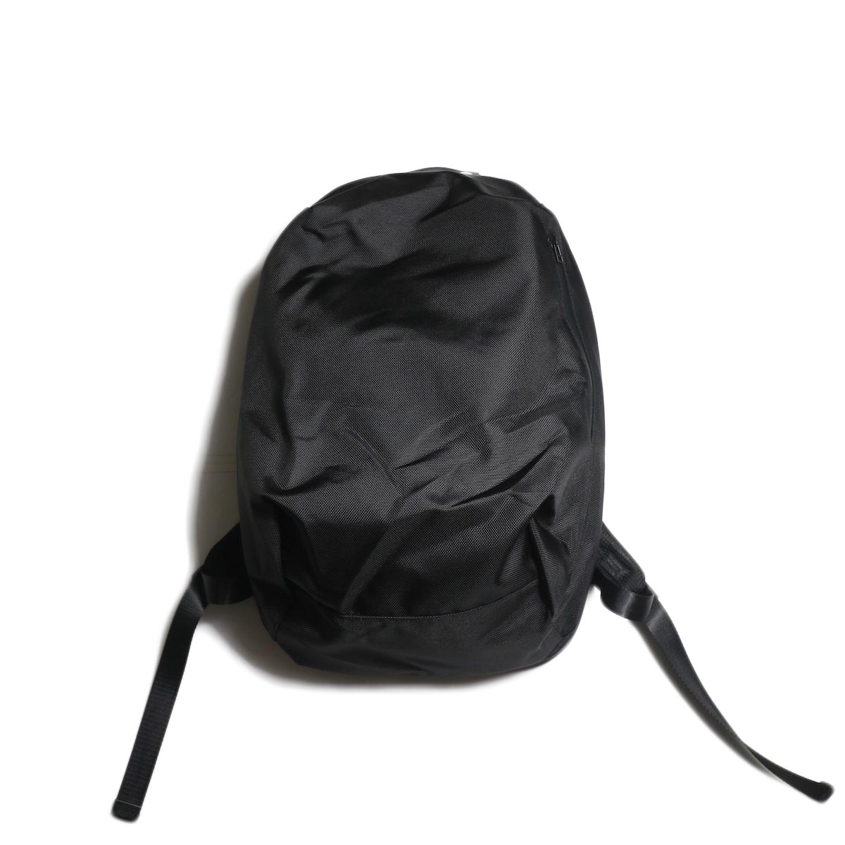 UNIVERSAL PRODUCTS / NEW UTILITY BAG (Black)正面