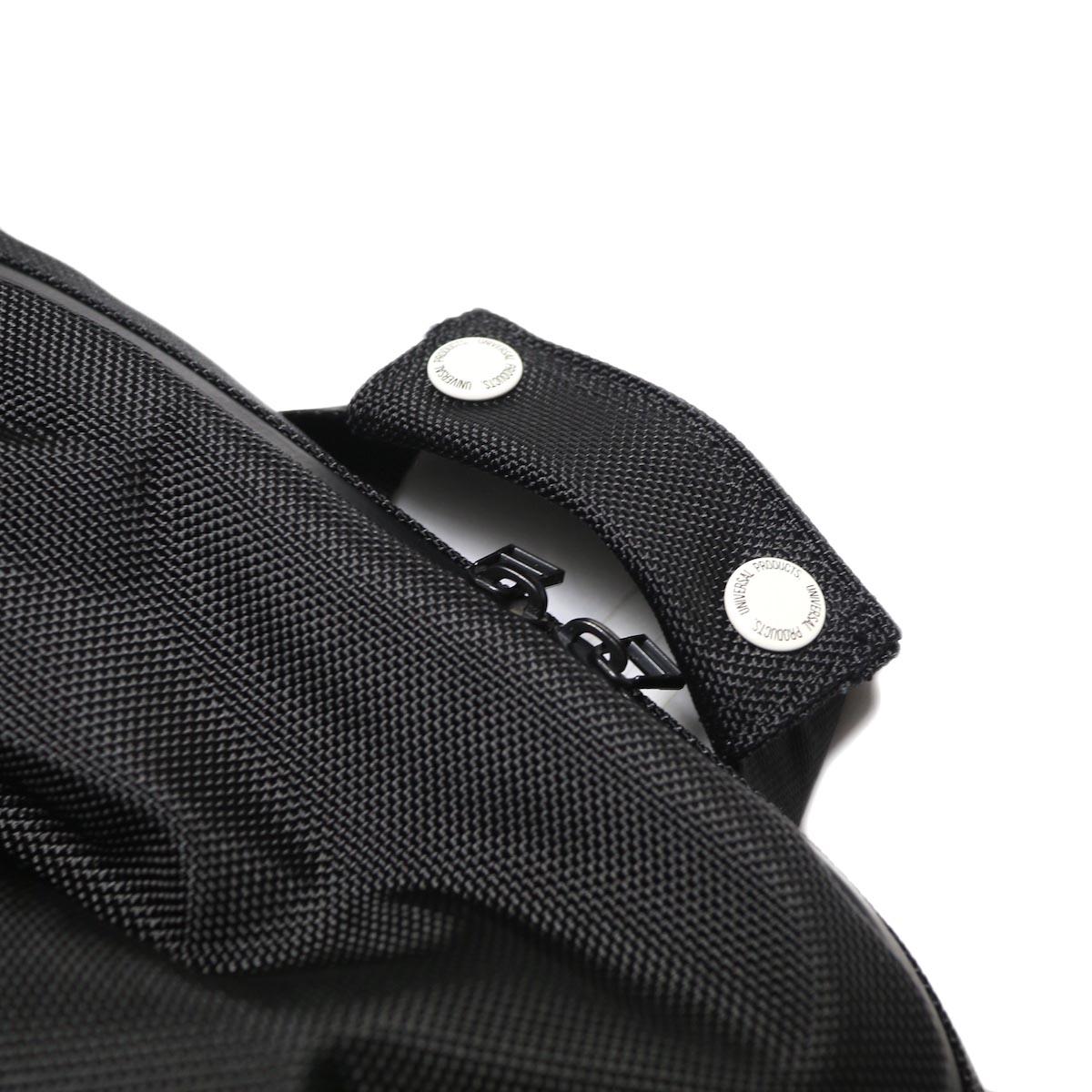 UNIVERSAL PRODUCTS / NEW UTILITY BAG (Black)ハンドル