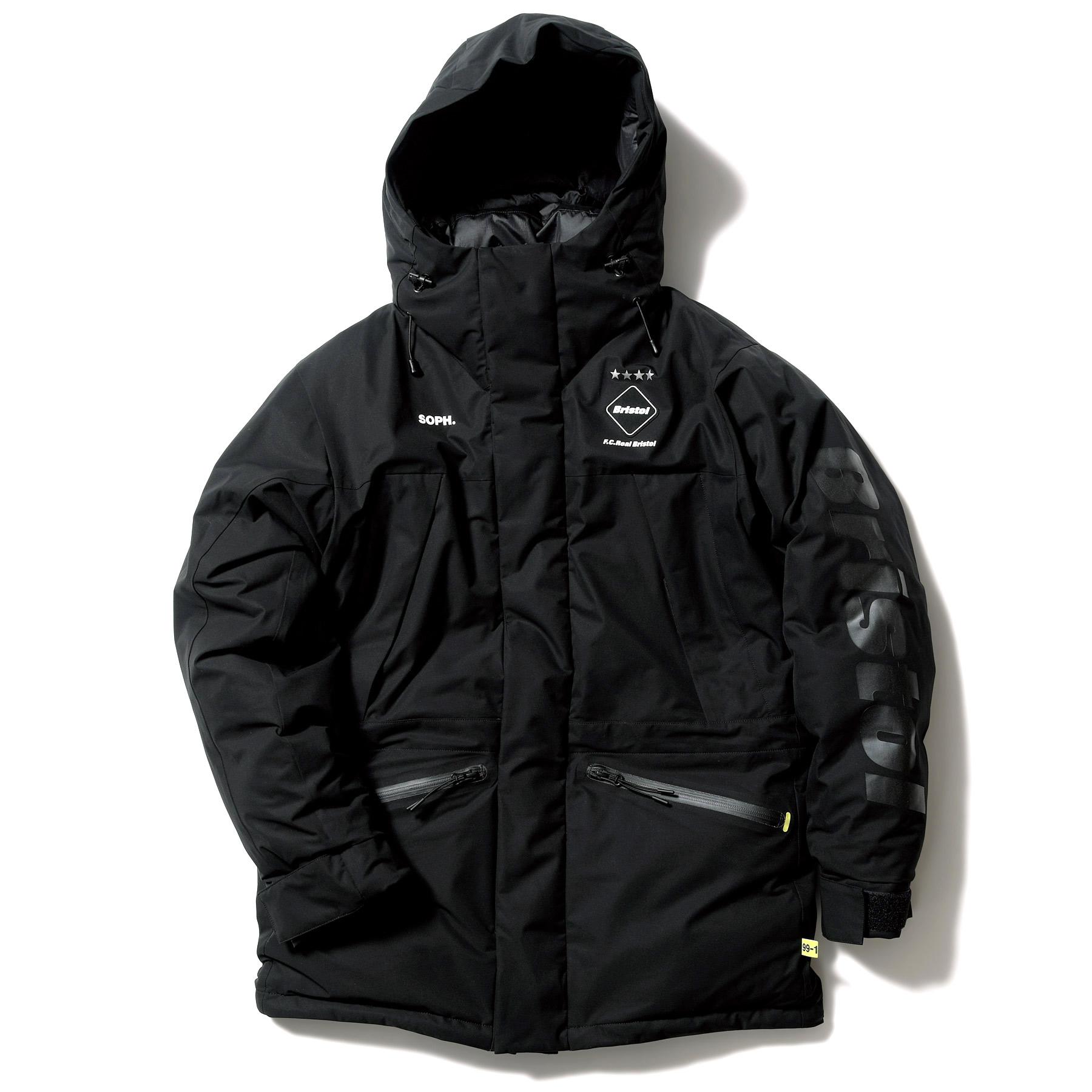 F.C.Real Bristol / DOWN BENCH COAT