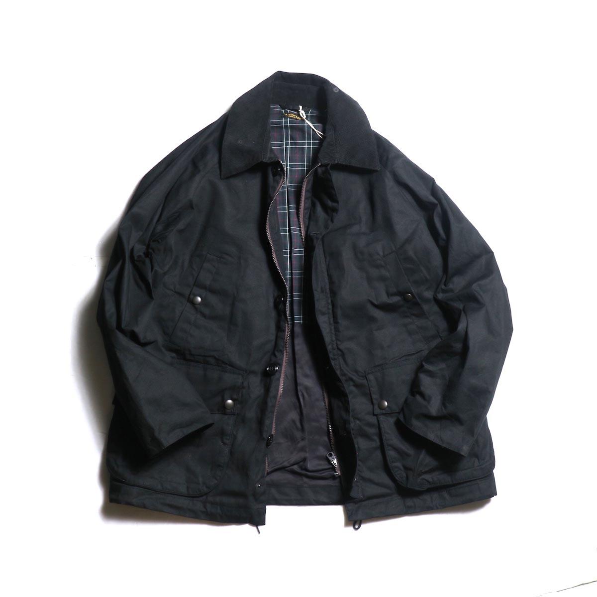 A VONTADE / British Field Jacket (Black)