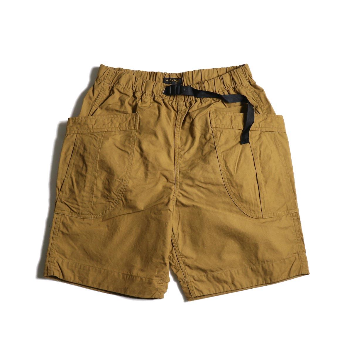 A VONTADE / Fatigue Shorts (Camel)