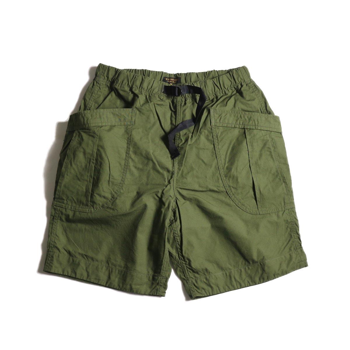 A VONTADE / Fatigue Shorts (Olive)