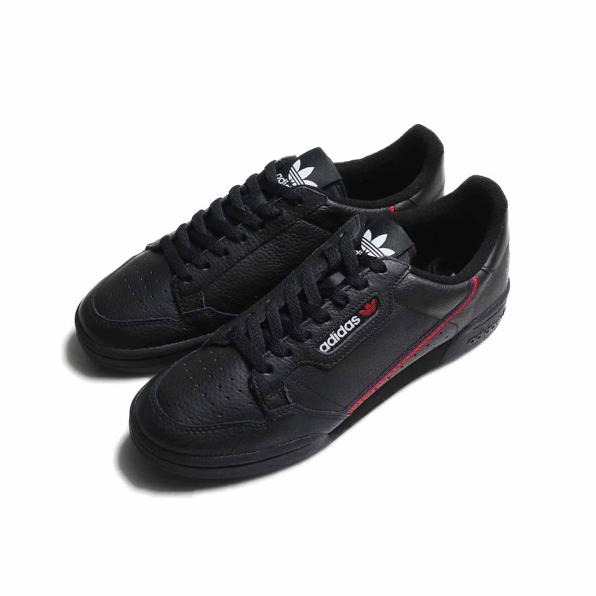 adidas originals / CONTINENTAL80 (G27707) -Black サイド