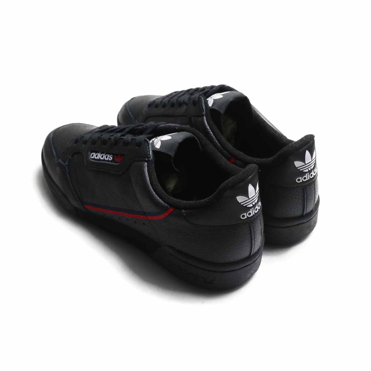 adidas originals / CONTINENTAL80 (G27707) -Black 背面