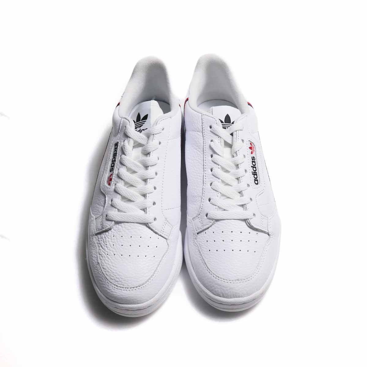 adidas originals / CONTINENTAL80 (G27706) -White 正面