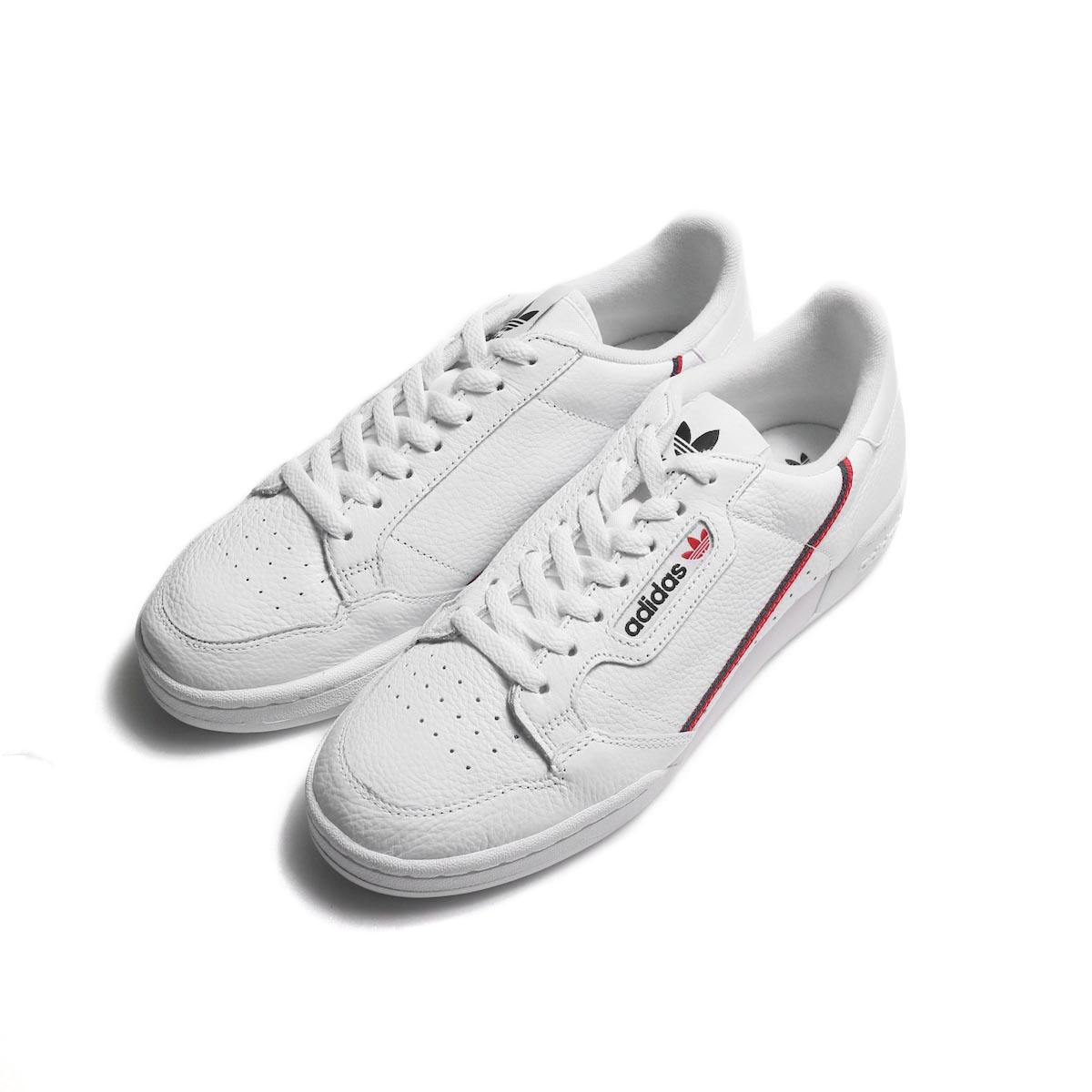 adidas originals / CONTINENTAL80 (G27706) -White 前サイド