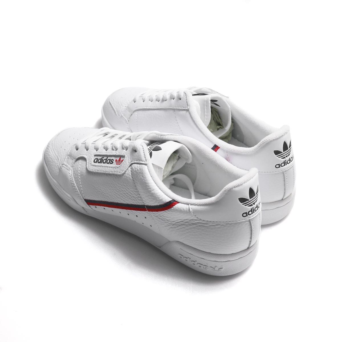 adidas originals / CONTINENTAL80 (G27706) -White 後サイド