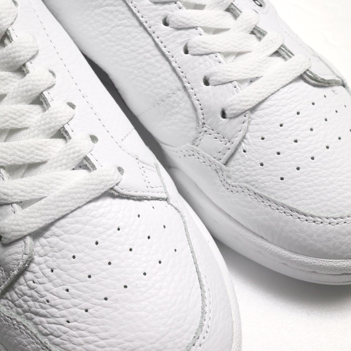 adidas originals / CONTINENTAL80 (G27706) -White アッパー