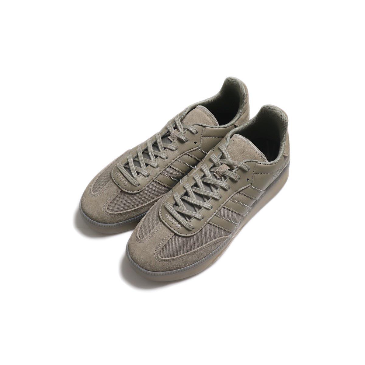 adidas originals / SAMBA RM -Olive/Brown
