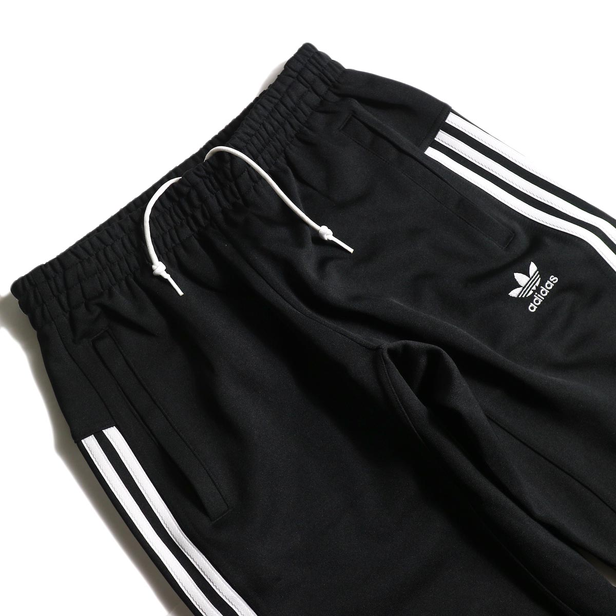 adidas / AC 7/8 PANTS (Black) ウエスト