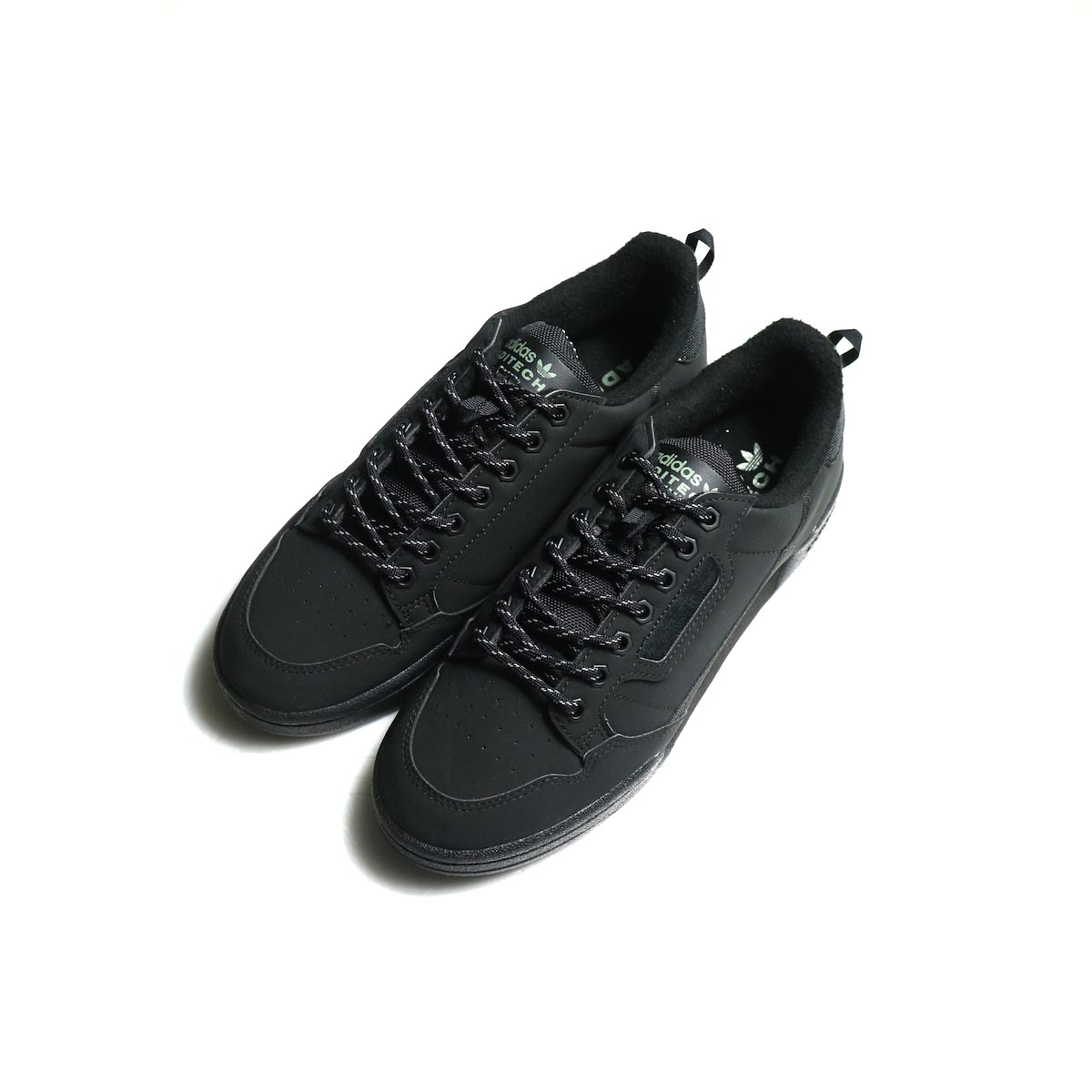 adidas originals / CONTINENTAL80 (コアブラック)