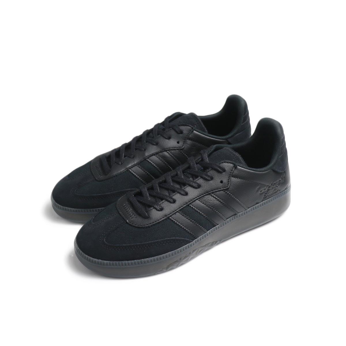 adidas originals / SAMBA RM -Black
