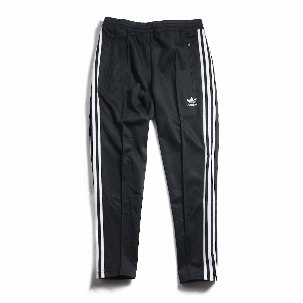 adidas originals / Beckenbauer Track Pants -Black 正面
