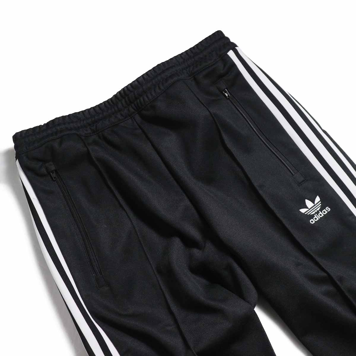 adidas originals / Beckenbauer Track Pants -Black ウエスト