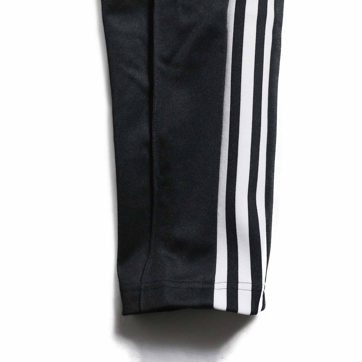 adidas originals / Beckenbauer Track Pants -Black 裾