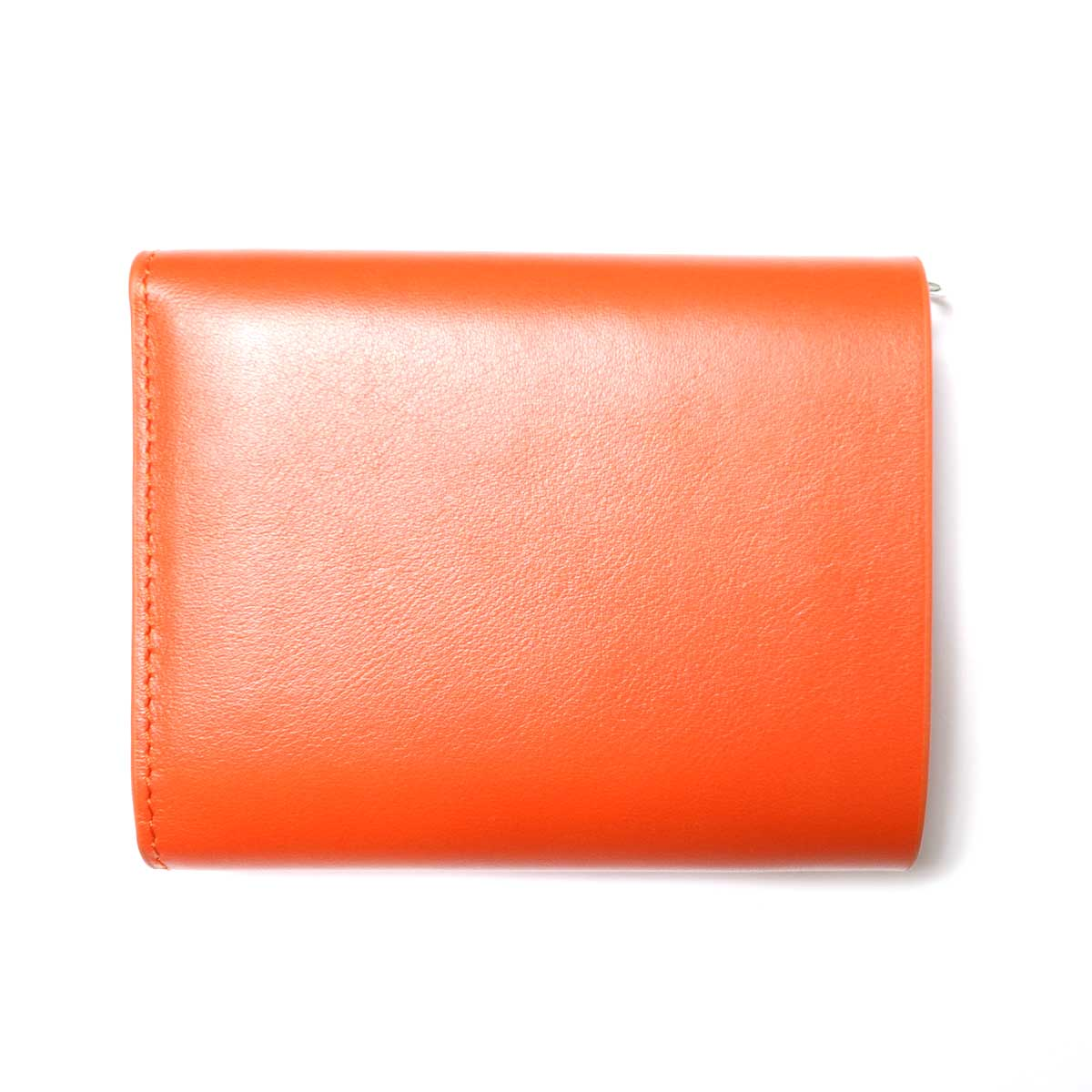 Aeta / FG LEATHER WALLET typeA (ORANGE) 背面