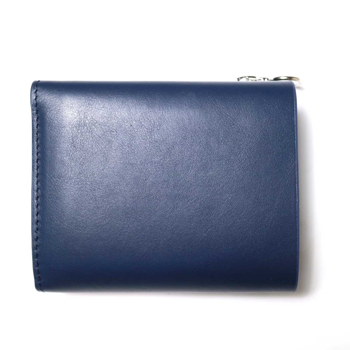 Aeta / FG LEATHER WALLET typeA (DARK NAVY) 背面