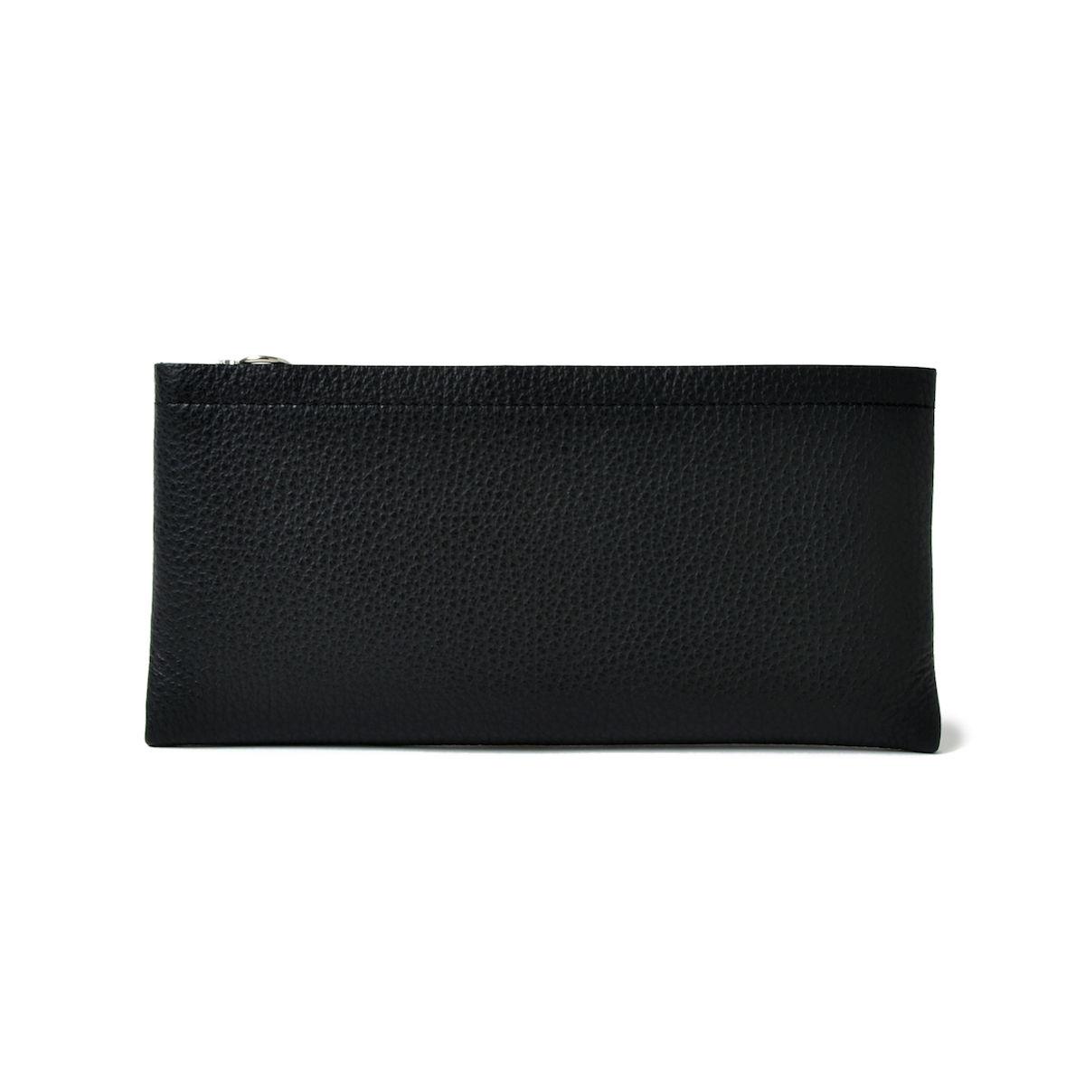Aeta / LONG WALLET -Black