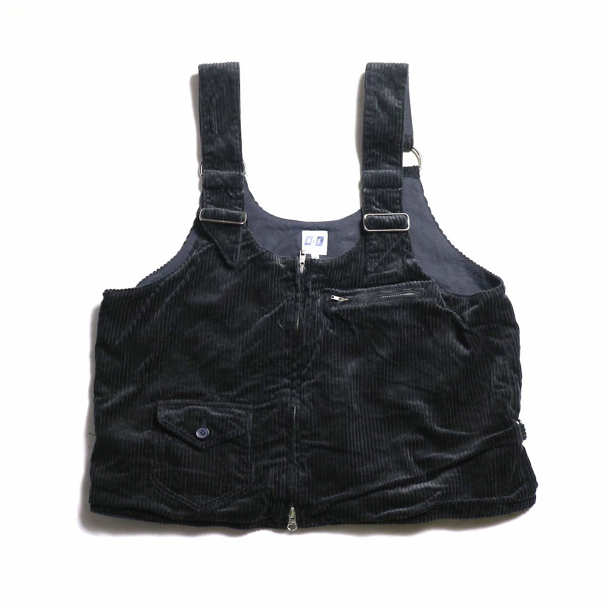 AiE / dsd vest -Black