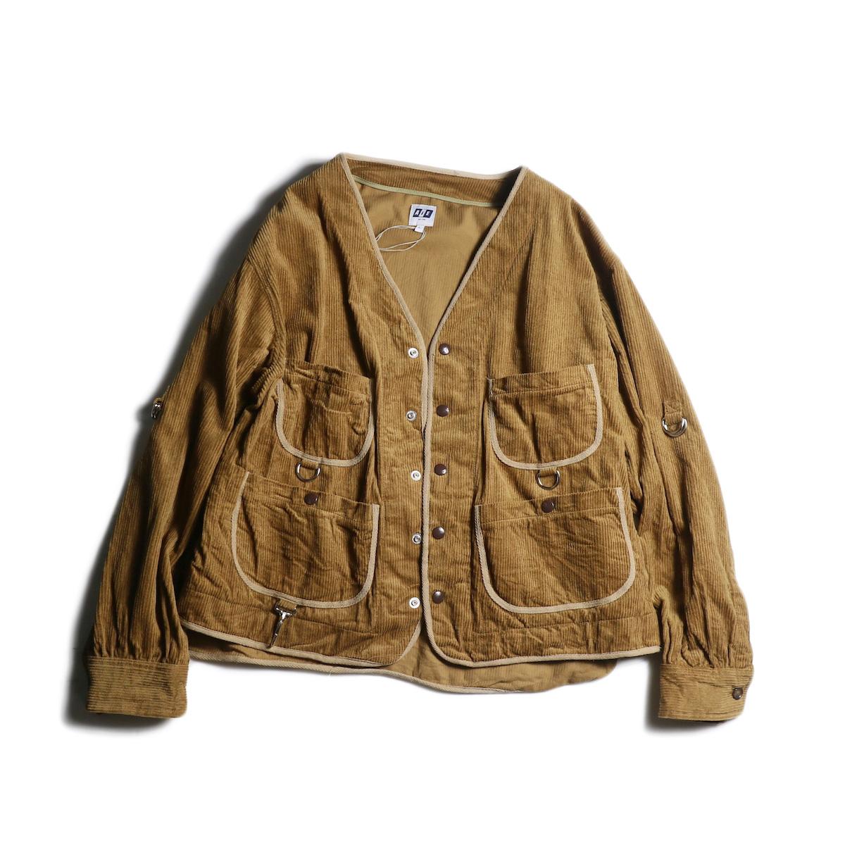 AiE / WRD Jacket -8W Corduroy (Chestnut)