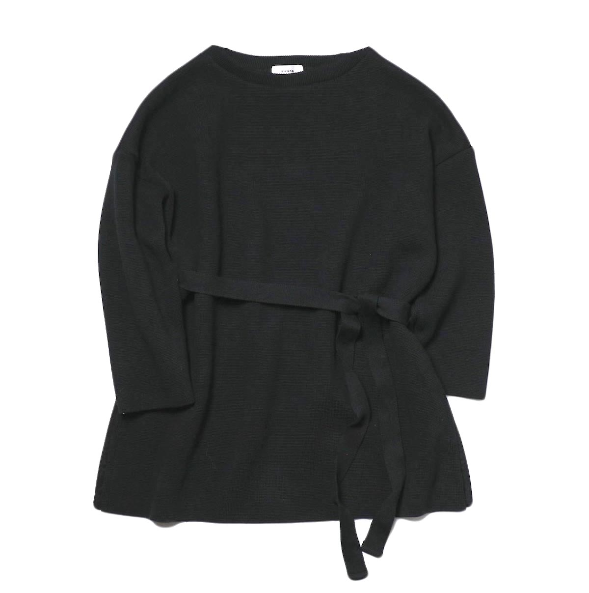alvana / MILANO 2WAY TUNIC P.O (Black)