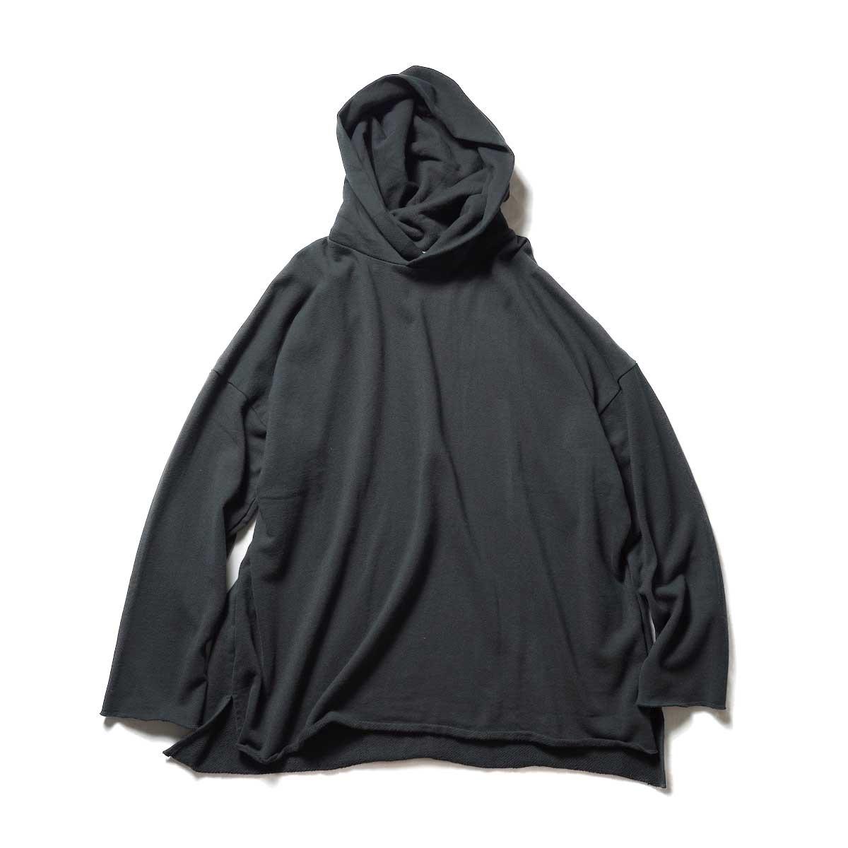 alvana / Ultimate Cut Off Parka (Black)