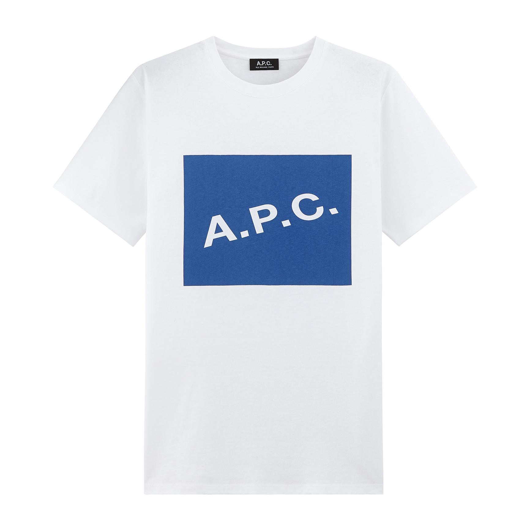 A.P.C. / Kraft 18p Tee -darkblue