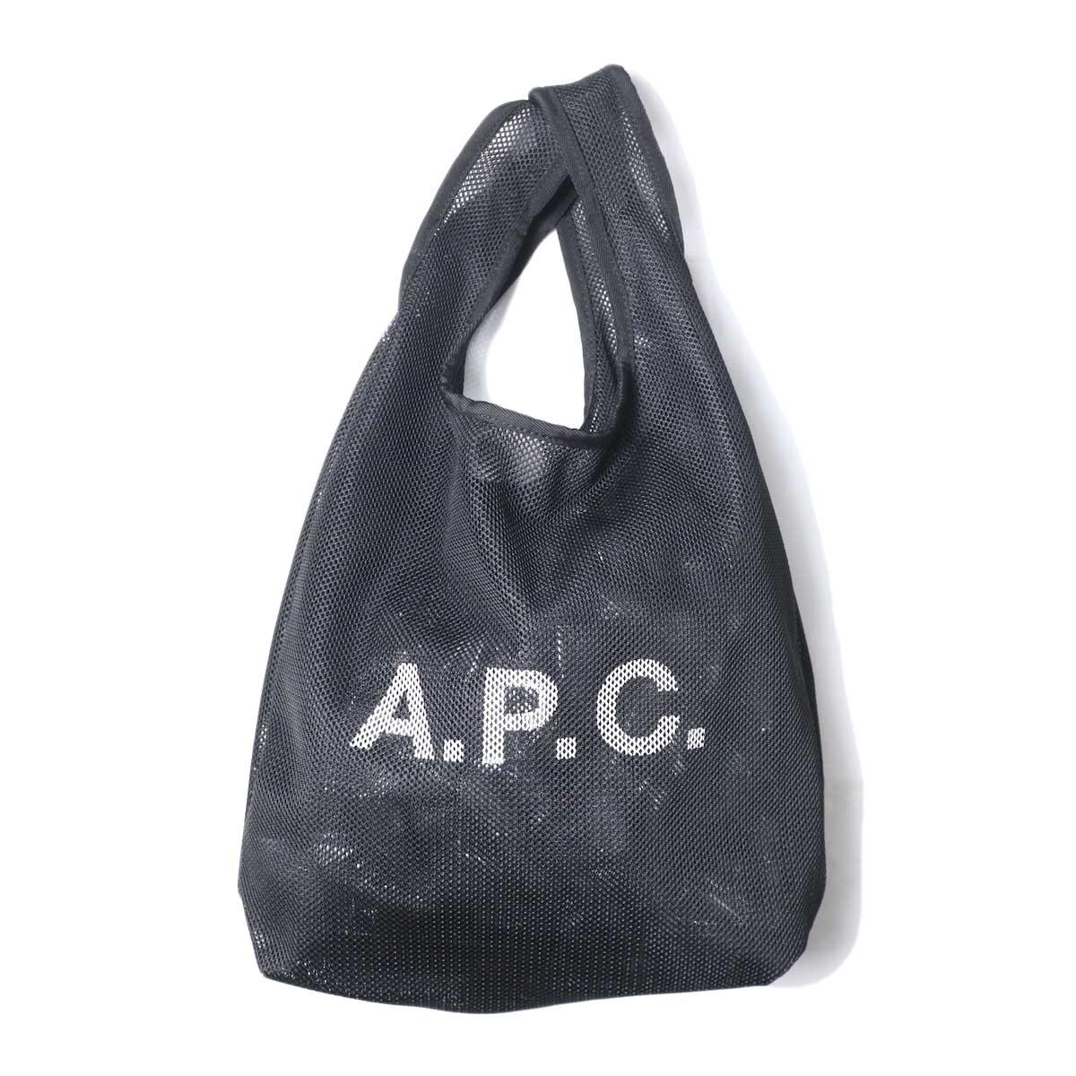 A.P.C. / Rebound ショッピングバッグ (Black)