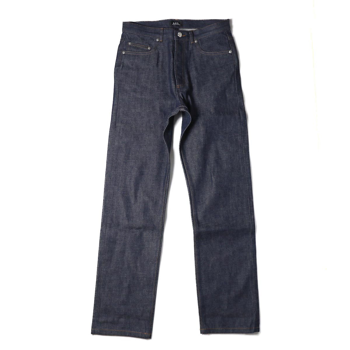 A.P.C. / STANDARD RIDID DENIM