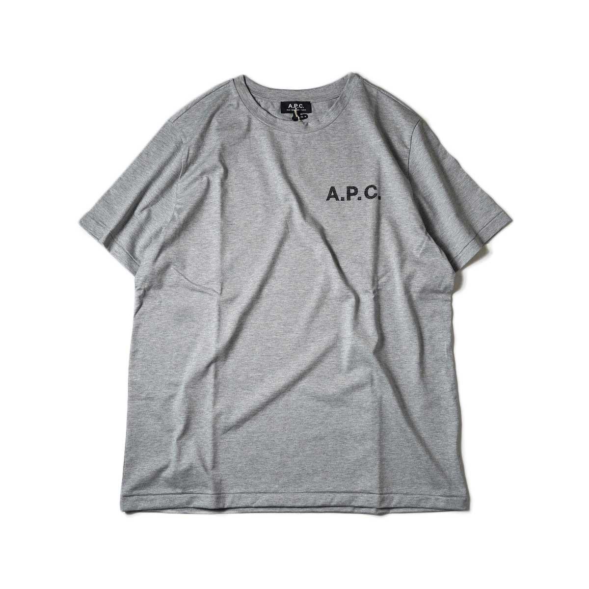 A.P.C. / Daniel Tシャツ (Gray)