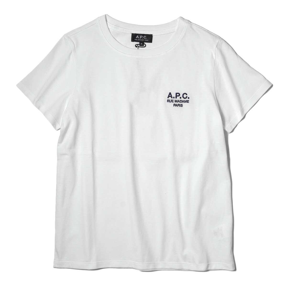 A.P.C. / Denise Tシャツ (White)