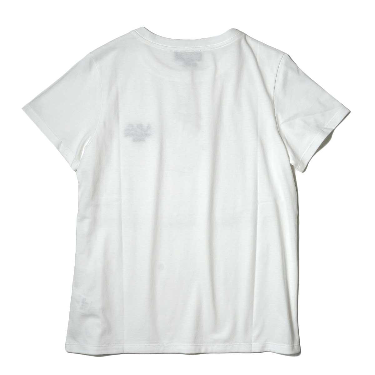 A.P.C. / Denise Tシャツ (White) 背面