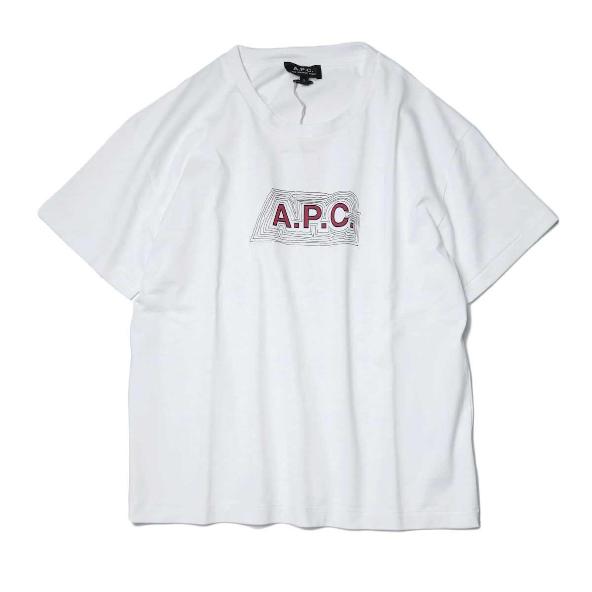 A.P.C. / Eliane Tシャツ 正面