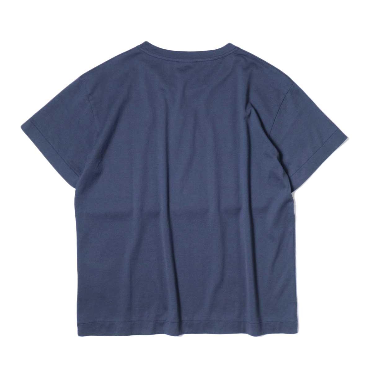 A.P.C. / Jade Tシャツ (Navy) 背面