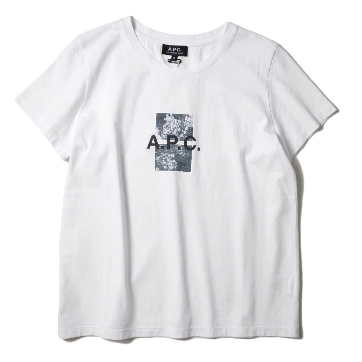 A.P.C. / ERYN Tシャツ (White)