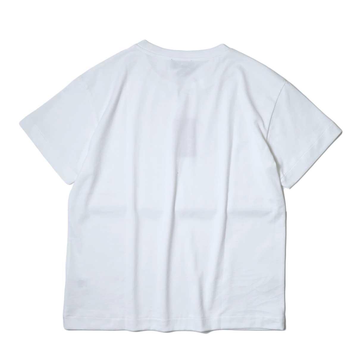 A.P.C. / Jade Tシャツ (White) 背面