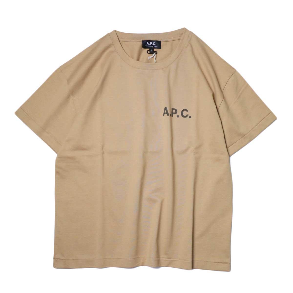 A.P.C. / Judy Tシャツ (Beige)