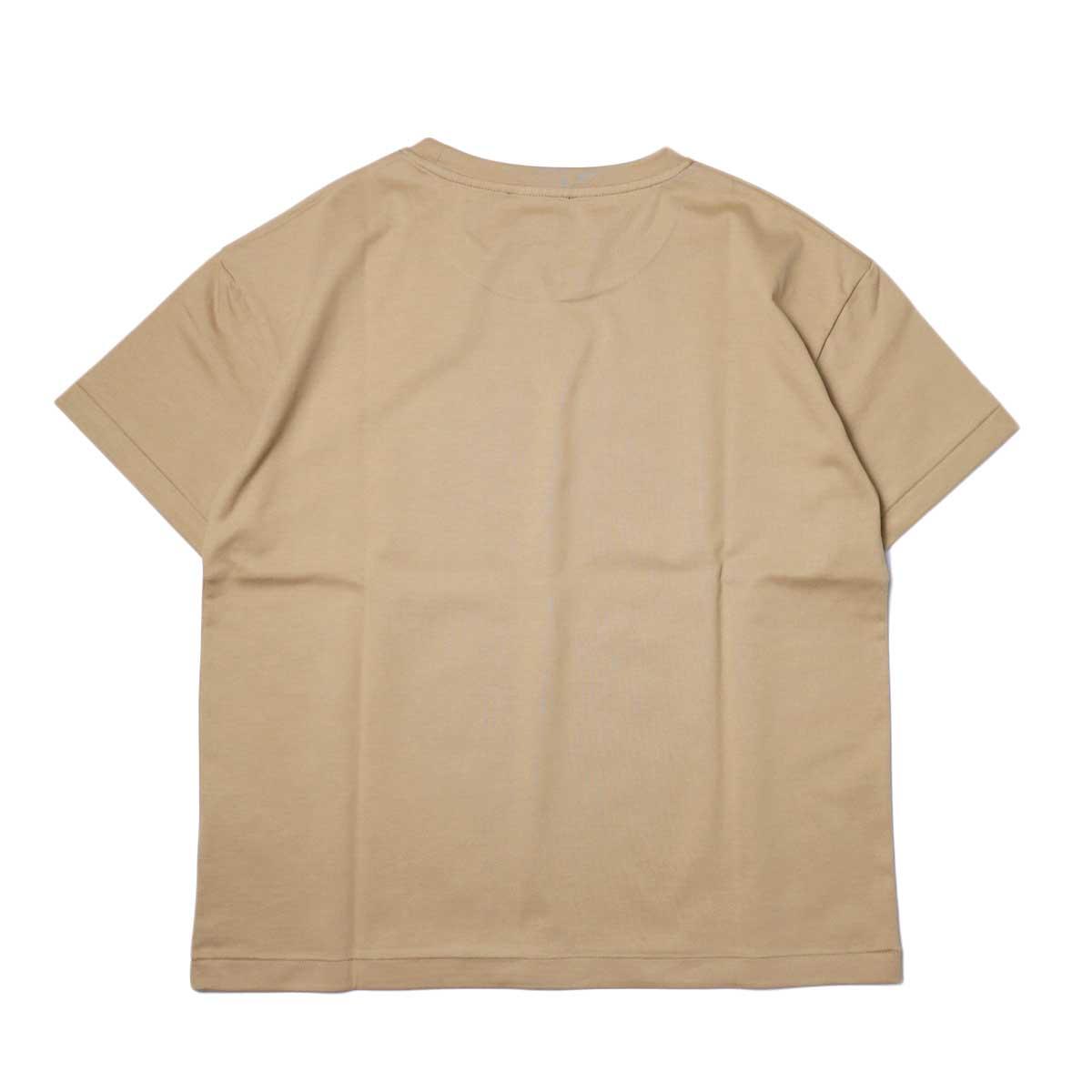 A.P.C. / Judy Tシャツ (Beige) 背面