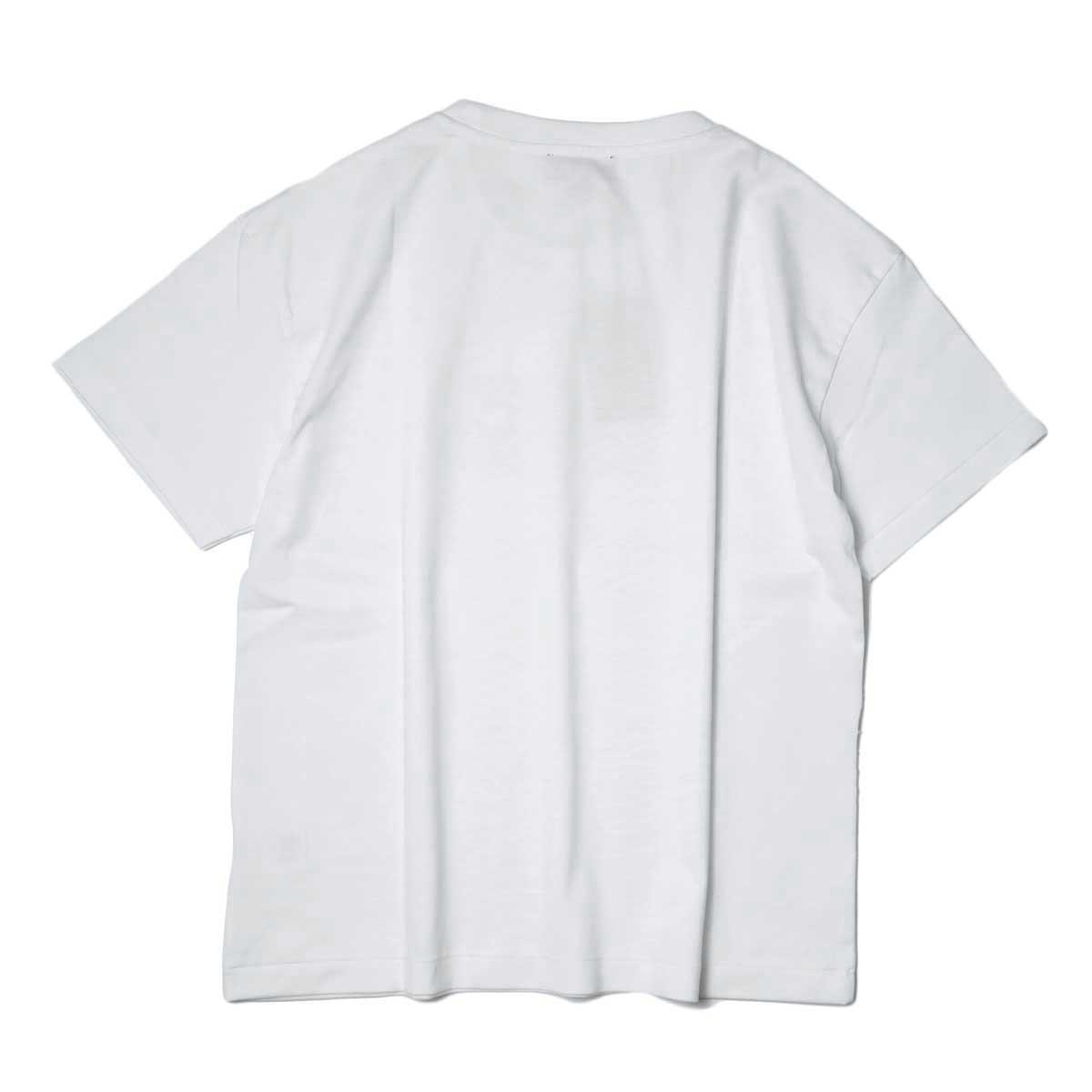 A.P.C. / Judy Tシャツ (White) 背面