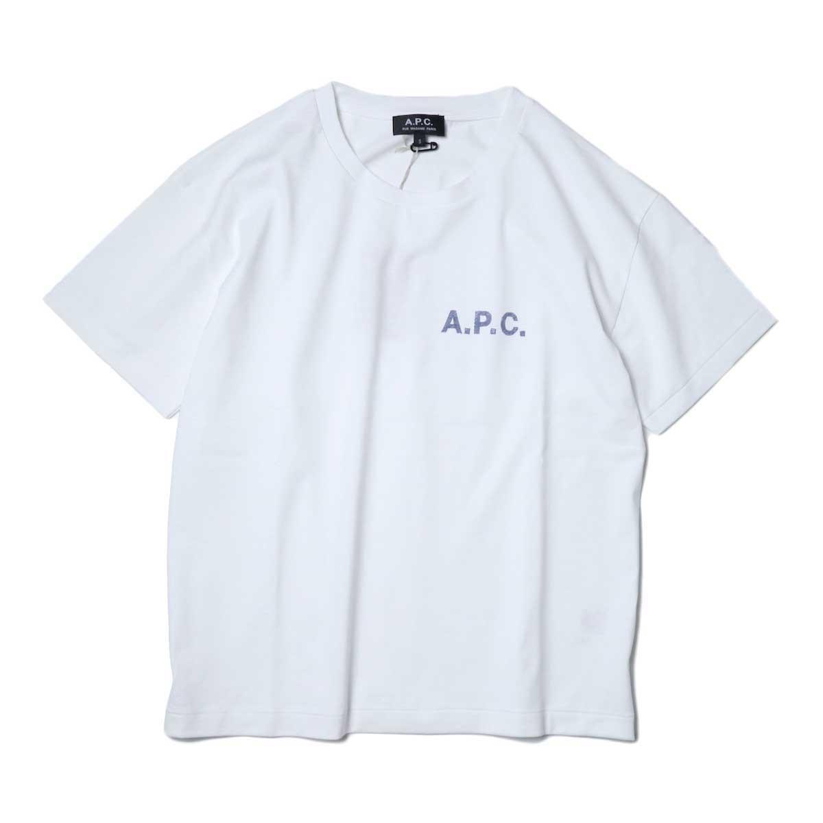 A.P.C. / Judy Tシャツ (White) 正面