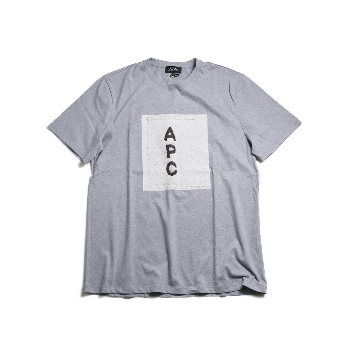 A.P.C. / Logo Tシャツ 正面