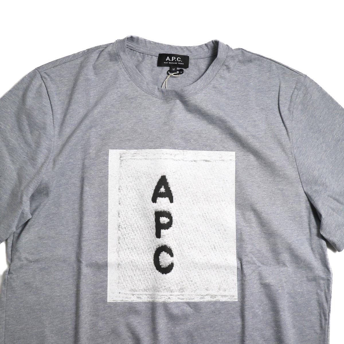 A.P.C. / Logo Tシャツ プリント