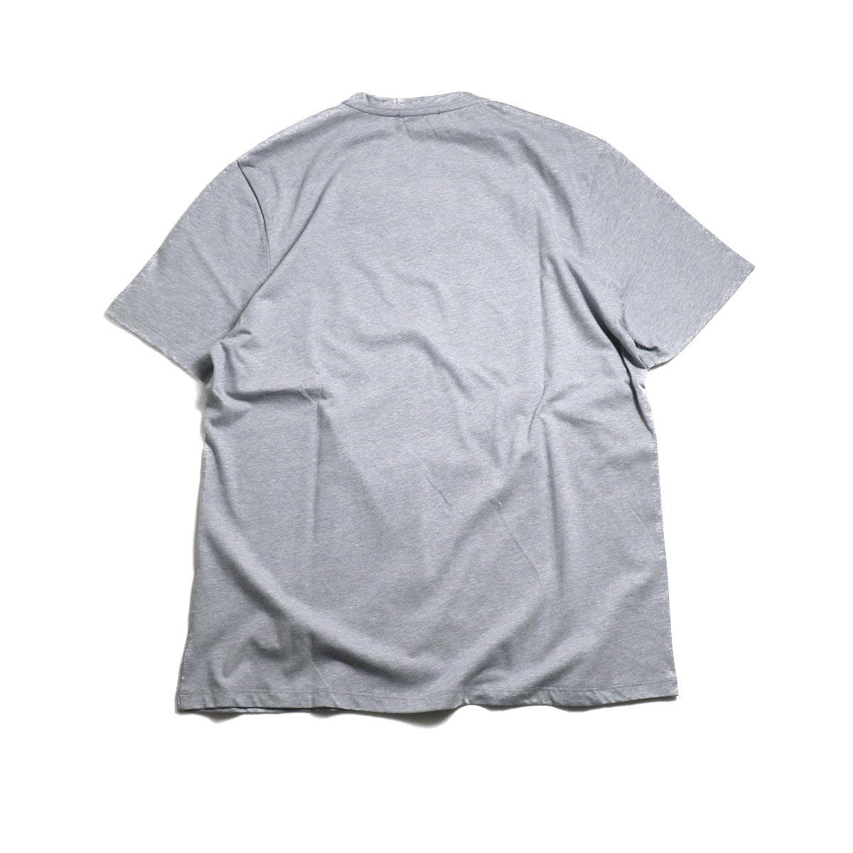 A.P.C. / Logo Tシャツ 背面