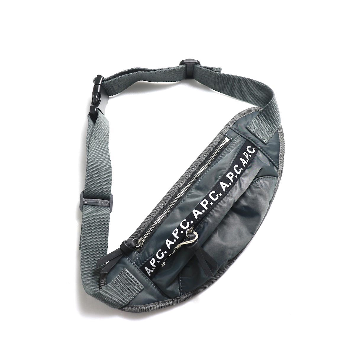 A.P.C. / Lucille ヒップバッグ Charcoal