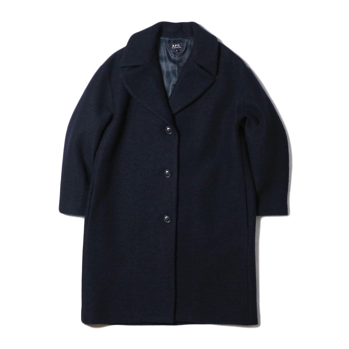 A.P.C. / NINH COAT (navy)