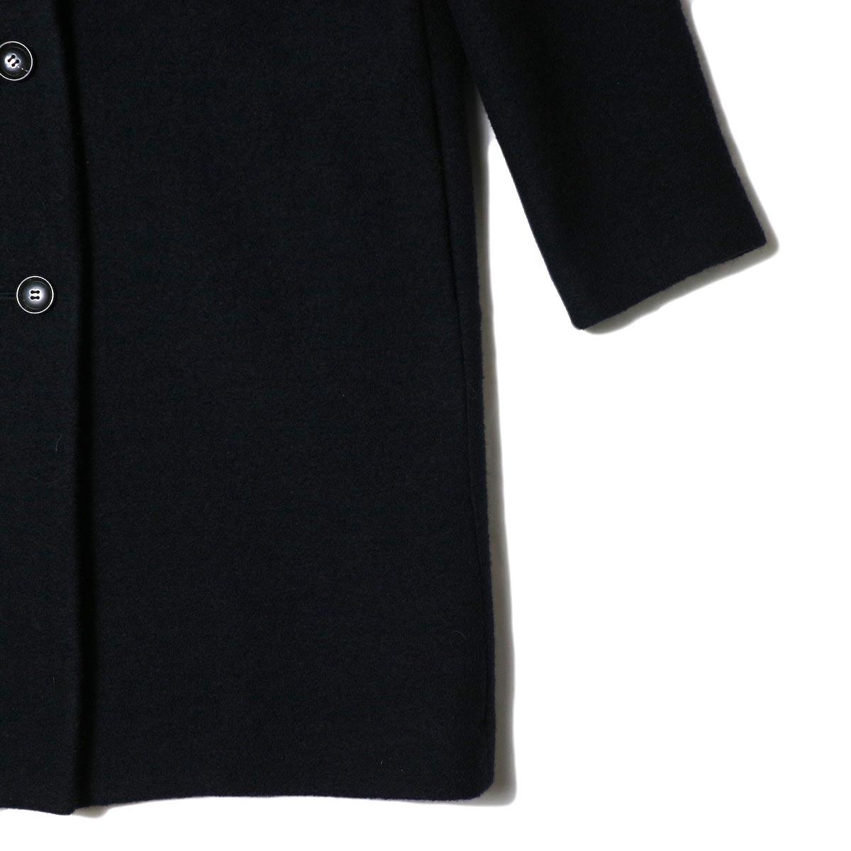 A.P.C. / NINH COAT (navy) 袖・裾