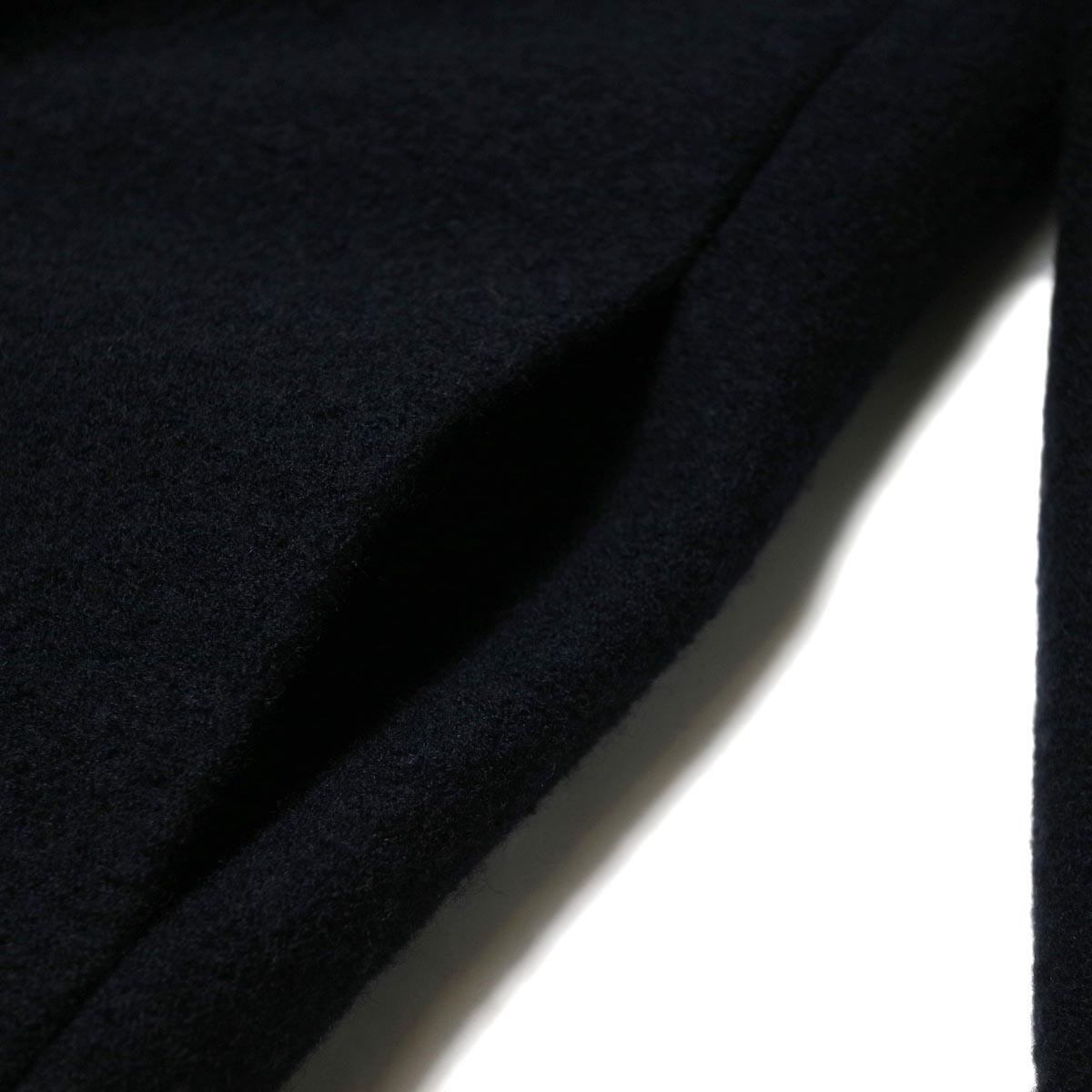A.P.C. / NINH COAT (navy) シームポケット