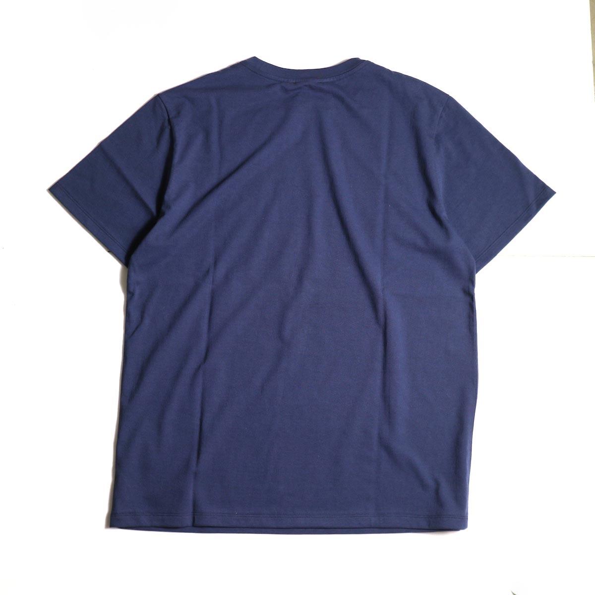 A.P.C. / Crew Neck Tee (Raymond T-shirt) -Navy背面