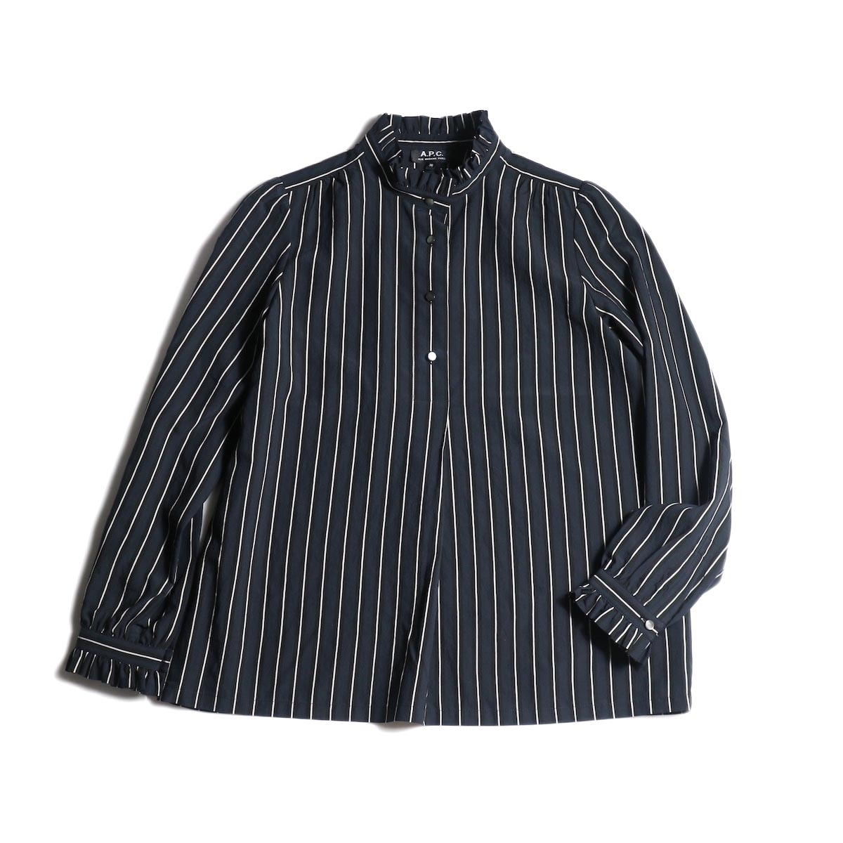 A.P.C. / St Germain ブラウス(Dk.Navy)